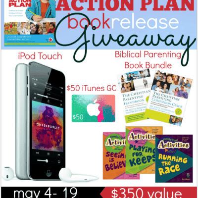 Motivate Your Children Action Plan {Giveaway}