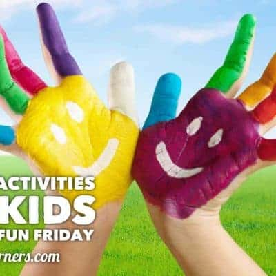 Summer Activities for Kids at Family Fun Friday