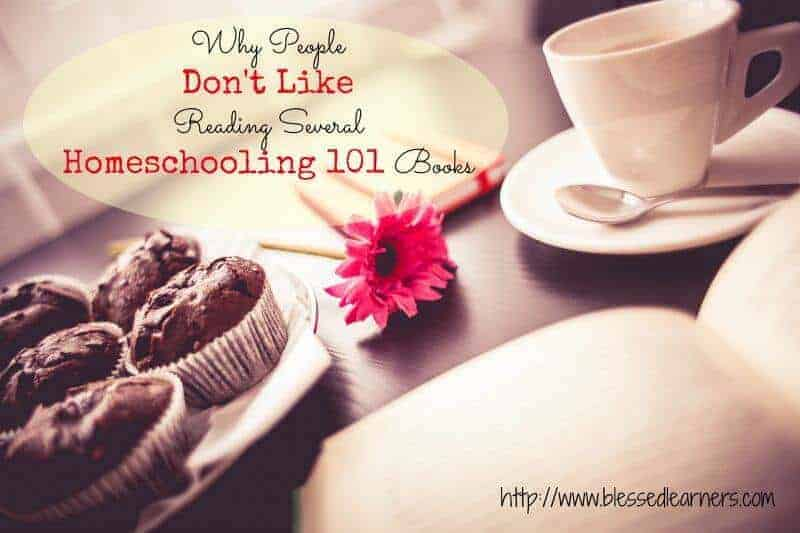Why People Don't Like Reading Several Homeschooling 101 Books