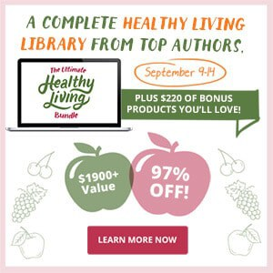 The Ultimate Healthy Living Bundle 2015 is Alive