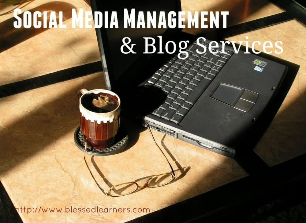 Social Media Management and Blog Services