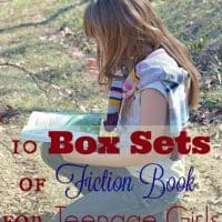 10 Box Sets of Fiction Books for Teenage Girls