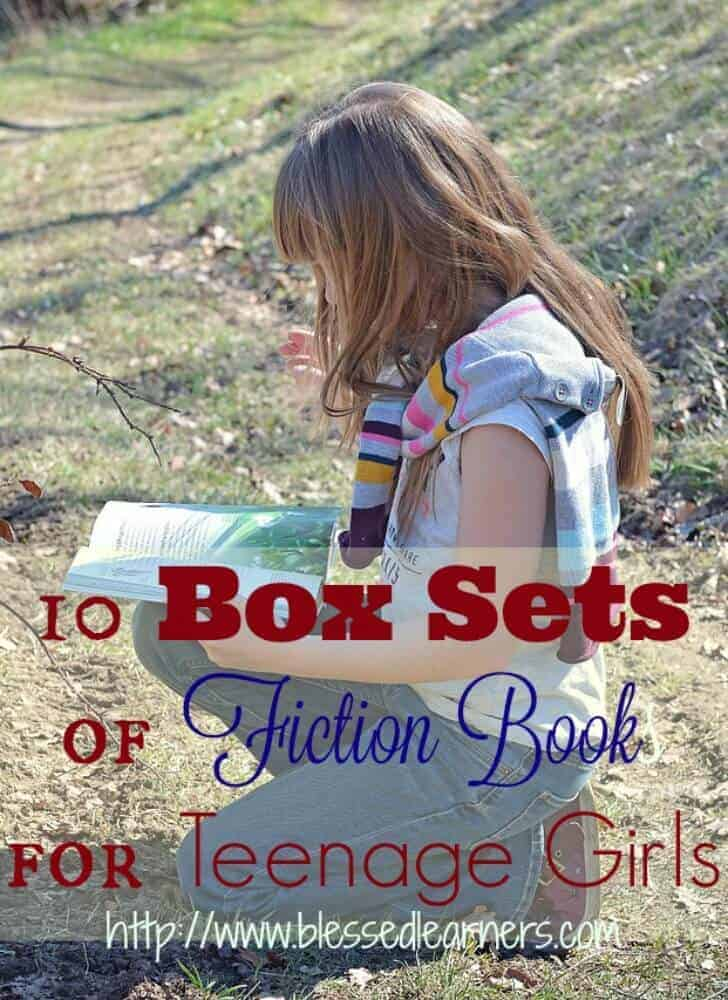 fiction books for teenage girls