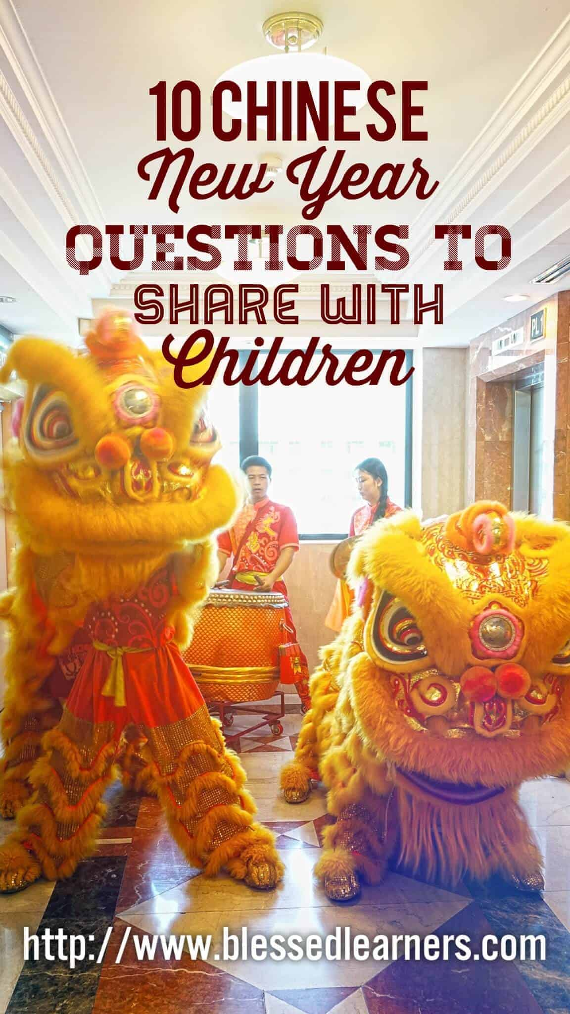 10 Chinese New Year Questions to Share with Children