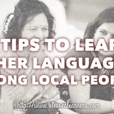 10 Tips to Learn Other Languages Among Local People