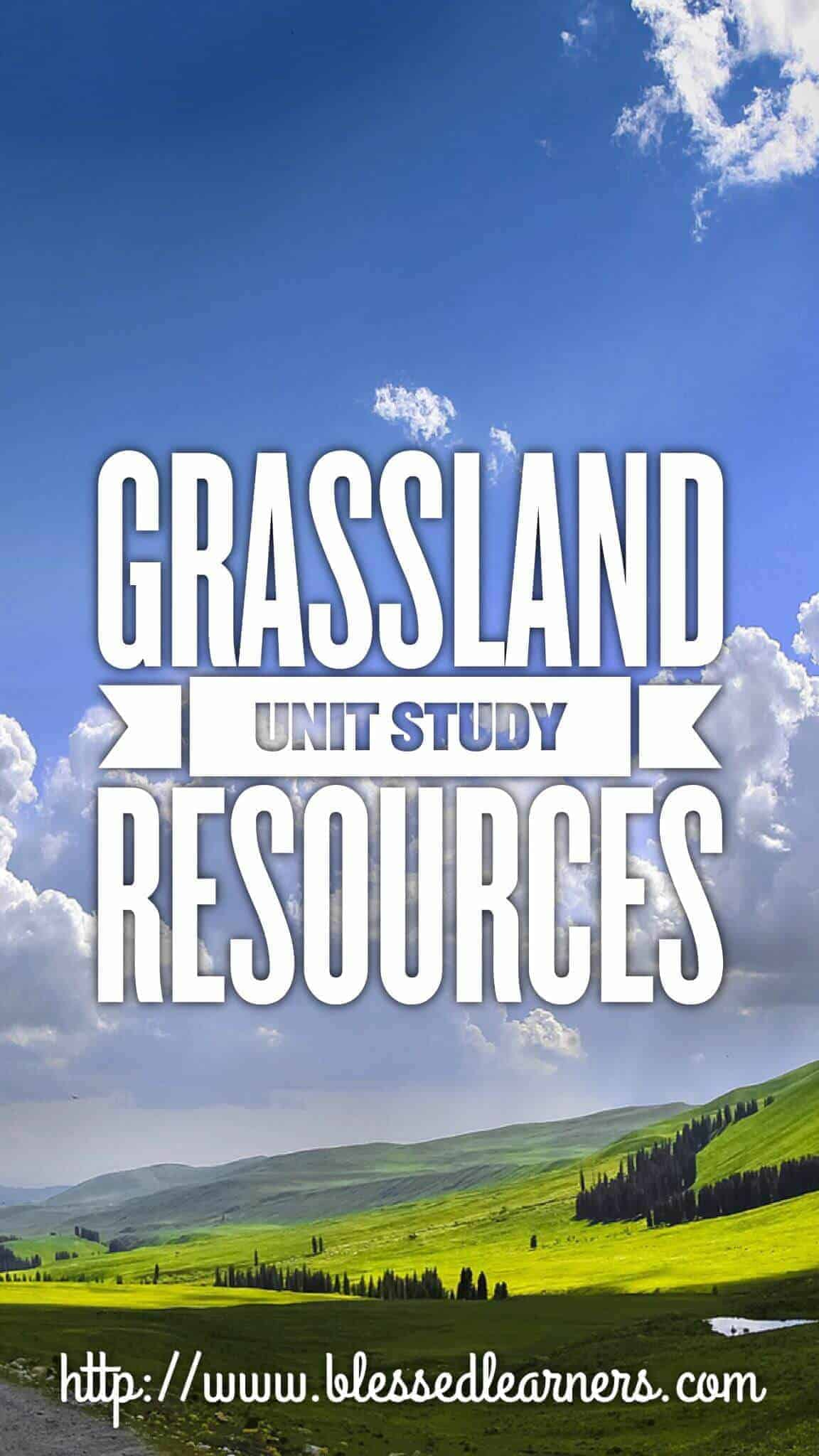Grassland Unit Study Resources