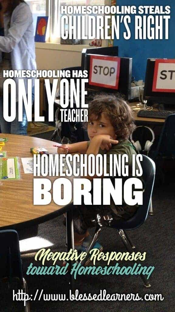 Homeschooling Boredom, Single Teacher, Children's Right