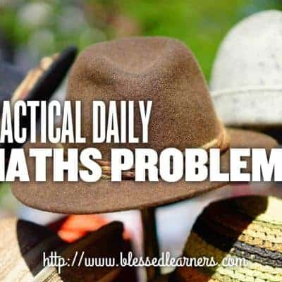 Practical Maths Daily Problems