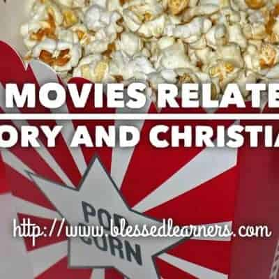 20+ Movies Related to History and Christianity