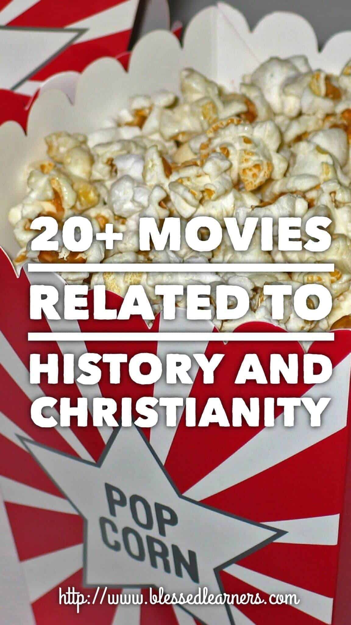 20 Movies Related to History and Christianity