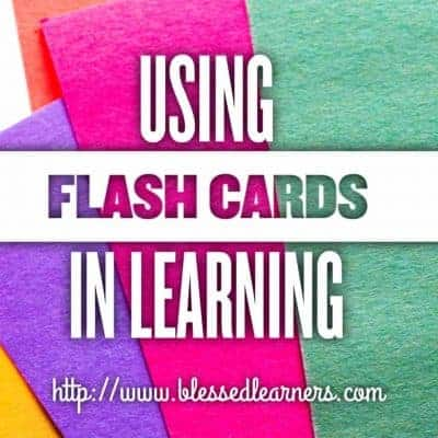Using Flash Cards in Learning
