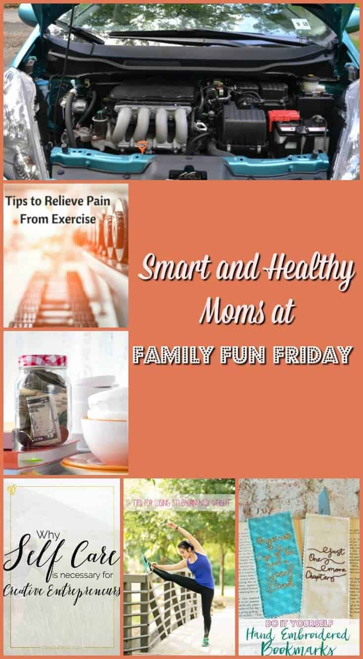 Smart and Healthy Moms at Family Fun Friday
