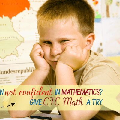 Getting More Confident in Mathematic with CTC Math