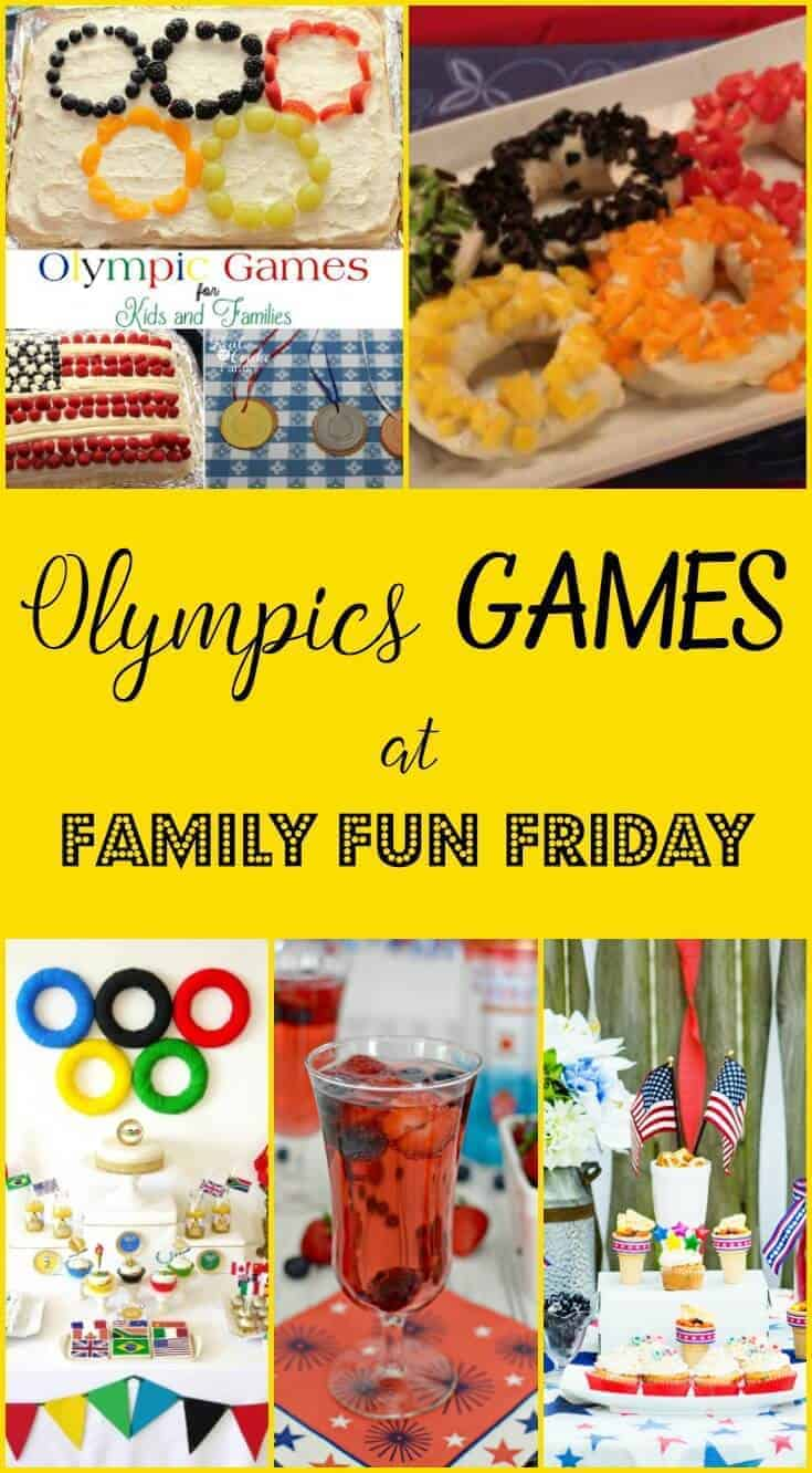 Olympic Games at Family Fun Friday