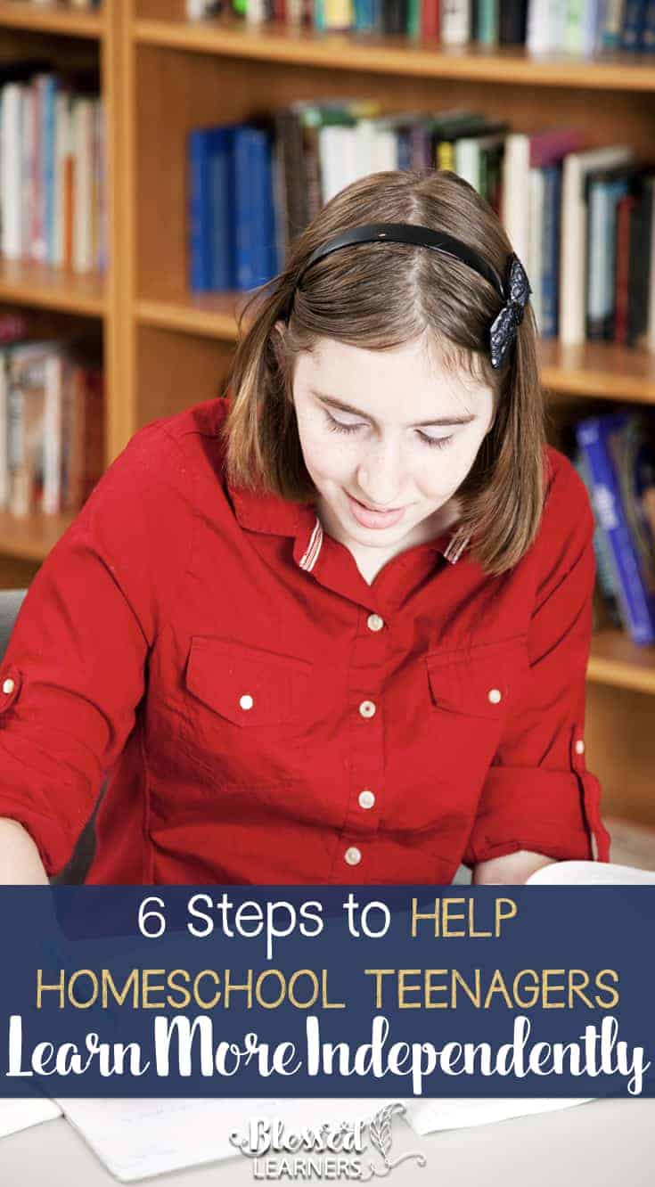 Every homeschool parents must be happy when kids can learn more independently. It is started from the planning help them control learning. Today I would like to share some tips on how to help homeschool teenagers learn more independently. We use homeschool tracker to help.