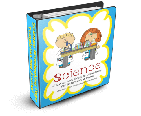 Science Notebooking Pages
