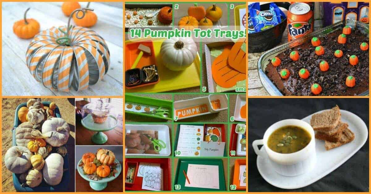 Do you celebrate Halloween? What do you do with all those pumpkins? Get more pumpkin ideas at Family Fun Friday