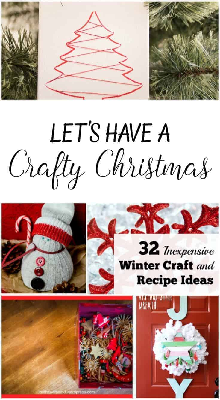 When the holiday season is coming, it demands our creativity. We will be more proud to have a crafty Christmas. Get some ideas in family Fun Friday.