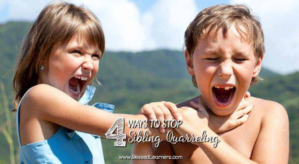 There are several times that sibling quarreling is unavoidable. As a parent, how do you stop sibling quarreling? Here are some tricks