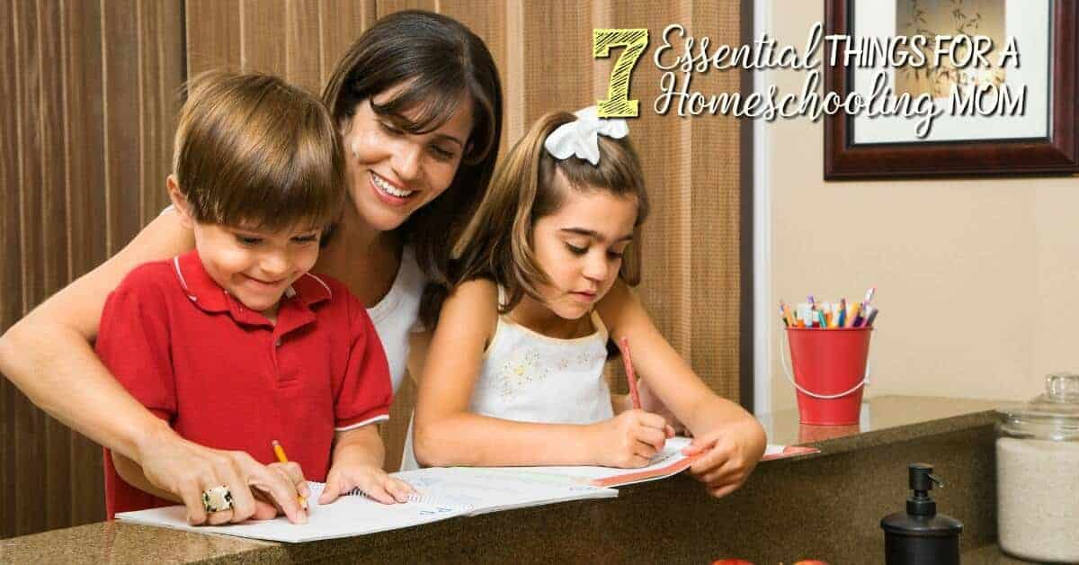 Every family has different standard in homeschooling their children, but there are some things to have. Here are 7 Essential Things Homeschooling Moms need