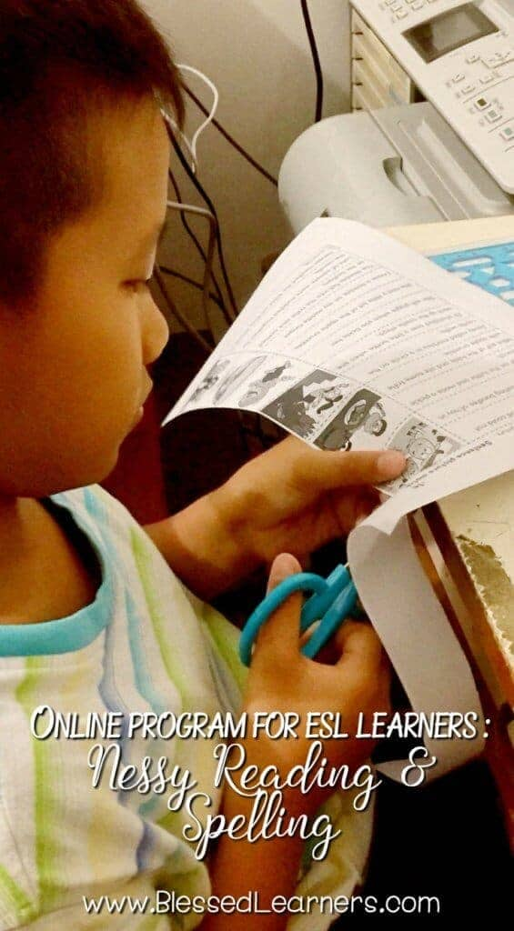 ESL learners really need a strong foundation to build English. Nessy Reading & Spelling is an online ESL program in reading and spelling.