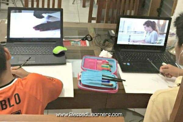 Online Homeschool Art Lessons for Unskilled Artists