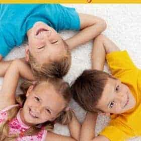 One of the most challenging parts of parenthood is trying to find a way to encourage a positive sibling relationship.