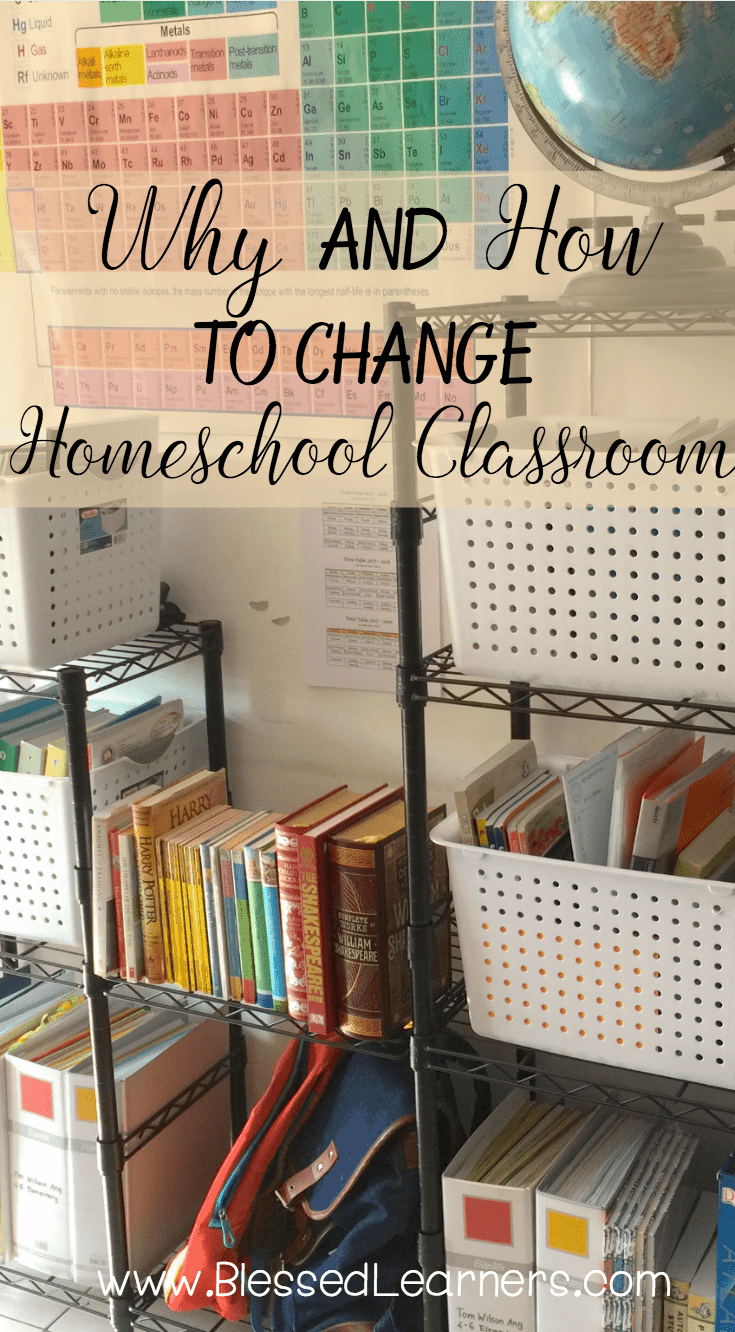 There are some conditions when you have to change the situation. There are some reasons and ways to change homeschool classroom. You will also need some homeschool classroom supplies and arrangement to get the best out of your room for homeschooling activities. #Homeschool #Supplies