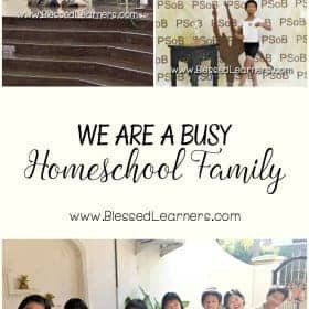 Kids have grown up and our homeschooling style changes over the time going. It automatically gives effect to our busy homeschool schedule.