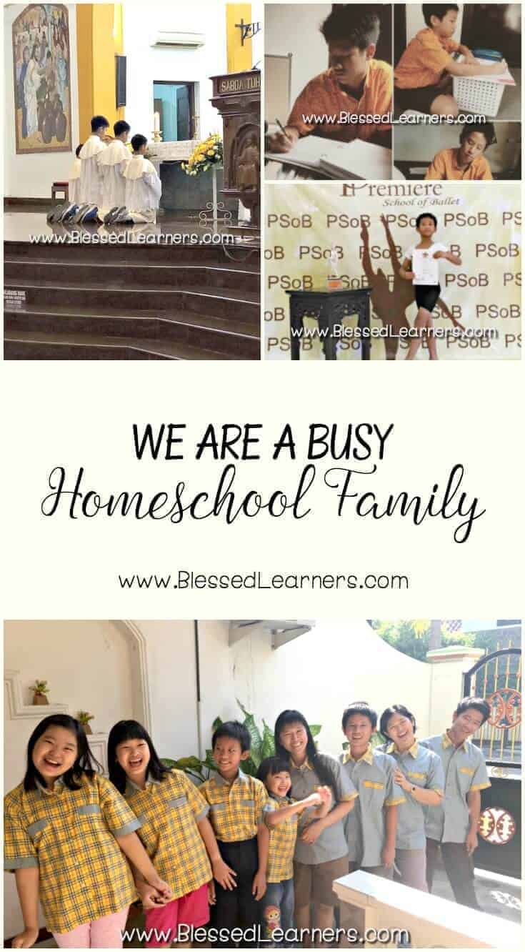 Kids have grown up and our homeschooling style changes over the time going. It automatically gives effect to our busy homeschool schedule. #homeschool #ihsnet #HomeschoolSchedule