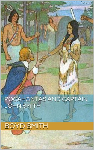 Pocahontas and Captain John Smith