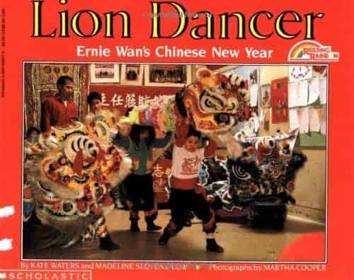 Lion Dancer: Ernie Wan's Chinese New Year (Reading Rainbow Books)