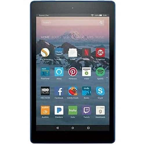 Fire HD 8 Tablet with Alexa, 8