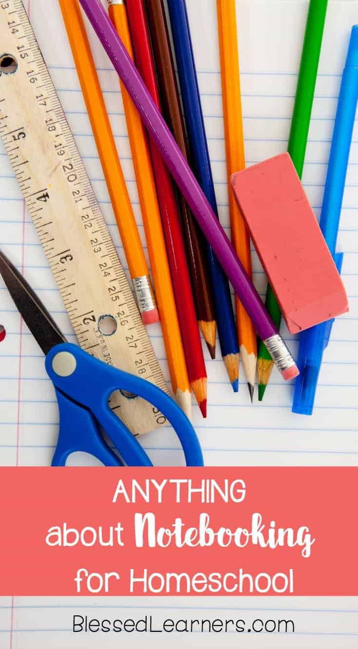 Anything about Notebooking for Homeschool