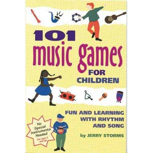 101 Music Games for Children: Fun and Learning with Rhythm and Song (SmartFun Activity Books)