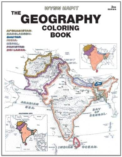 Geography Coloring Book (3rd Edition)