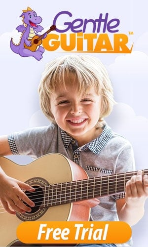 Skype guitar lessons for kids