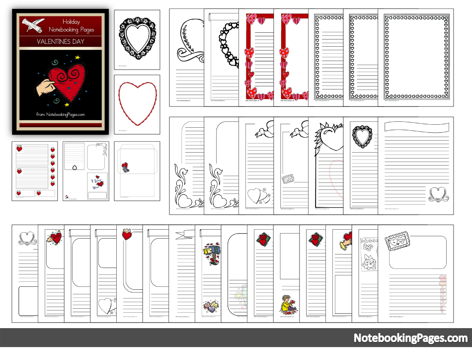 Tips and Resources to Celebrate The Valentine\'s Day with Children ...