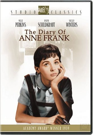 The Diary of Anne Frank by Millie Perkins