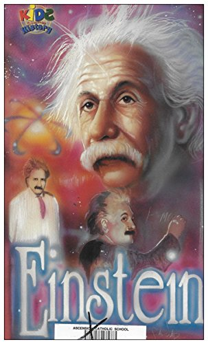 Albert Einstein (Kids Discovering History Series) [VHS VIDEO]