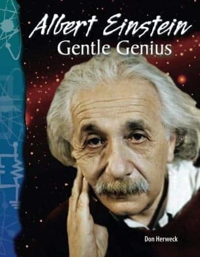 Albert Einstein: Gentle Genius: Physical Science (Science Readers)