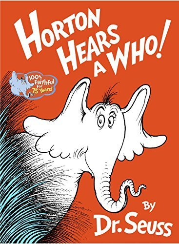 Horton Hears a Who! by Dr. Seuss (1954-08-12)