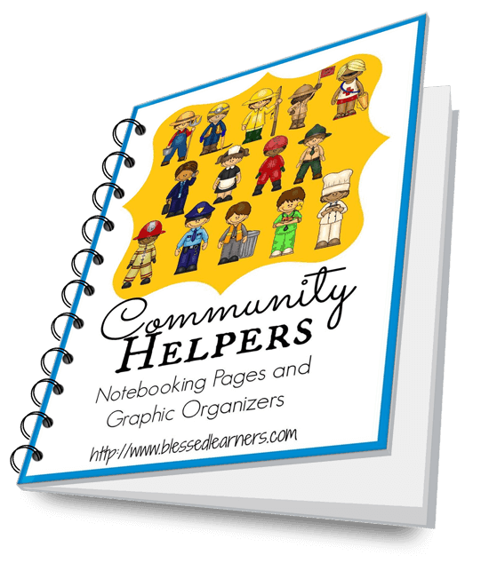 Community Helper notebooking pages