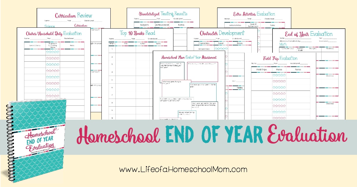 Life of a Homeschool Mom