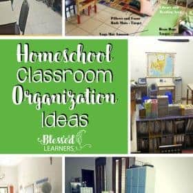 It is not easy to get some homeschool classroom organization ideas as what we need and what we have. Here are some homeschool classroom images to give you ideas to organize your study better. #Homeschool #Organization #IHSNet #Classroom