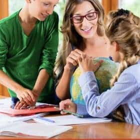 Homeschooling sounds hard and long to finish, but it doesn't take that much. The time is very fast so we need to think more on how we can get the most out of homeschooling .