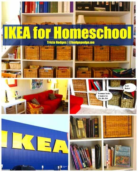 IKEA for Homeschool