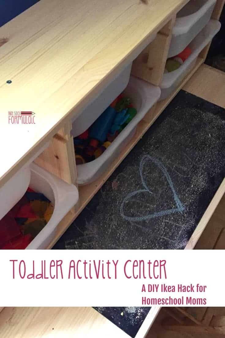 Toddler Activity Center