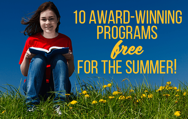 FREE Summer learning program