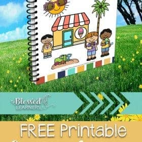 Summer will sound boring and not productive when kids spend their time in uncertainty. It will pass away without any result. For this purpose, I created a Summer Activity Planner for Children.